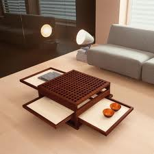 Table basse modulable Meuble design japonais