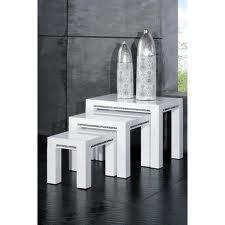 Table basse modulable gigogne