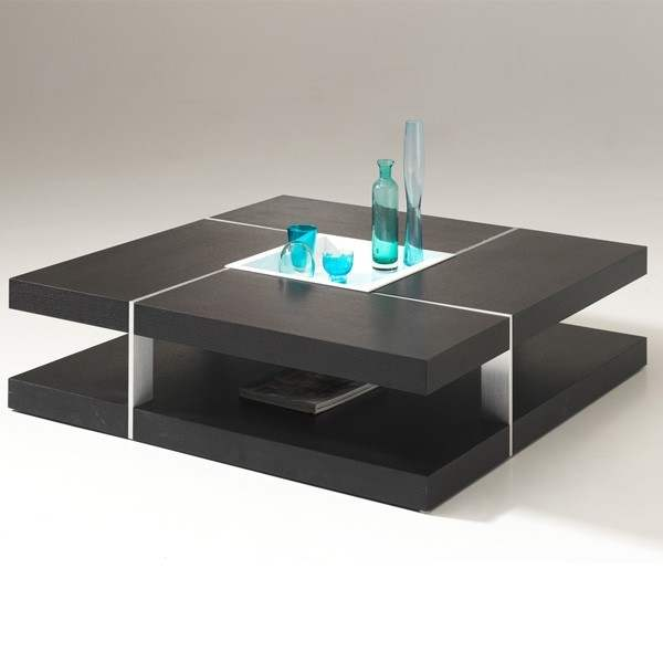 A la d couverte d 39 une table basse moderne - Table basse moderne design ...