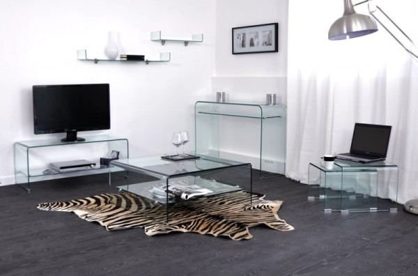 ensemble-en-verre-console-table-gigogne-meuble-tv-et-table-basse-carree-glass