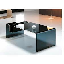 table basse en verre chic