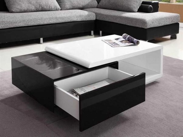 sean-table-basse-noir-blanc-high-gloss